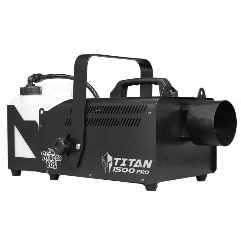 Froggy's Fog Titan 1500 Pro Fog Machine