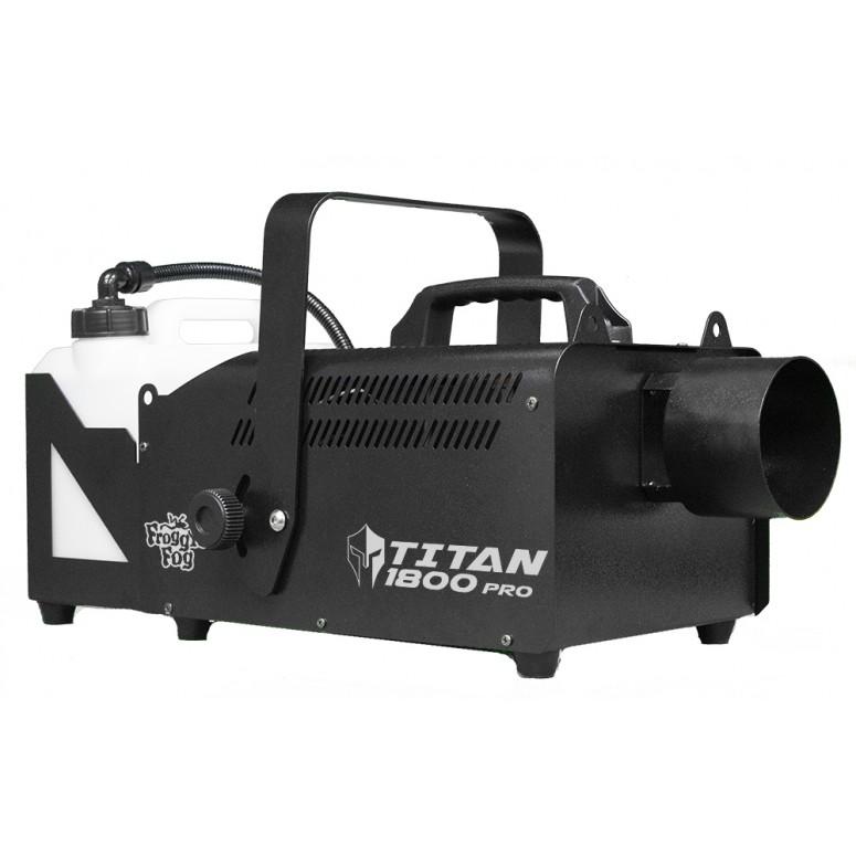 Froggys Fog Titan 1800 Pro Fog Machine