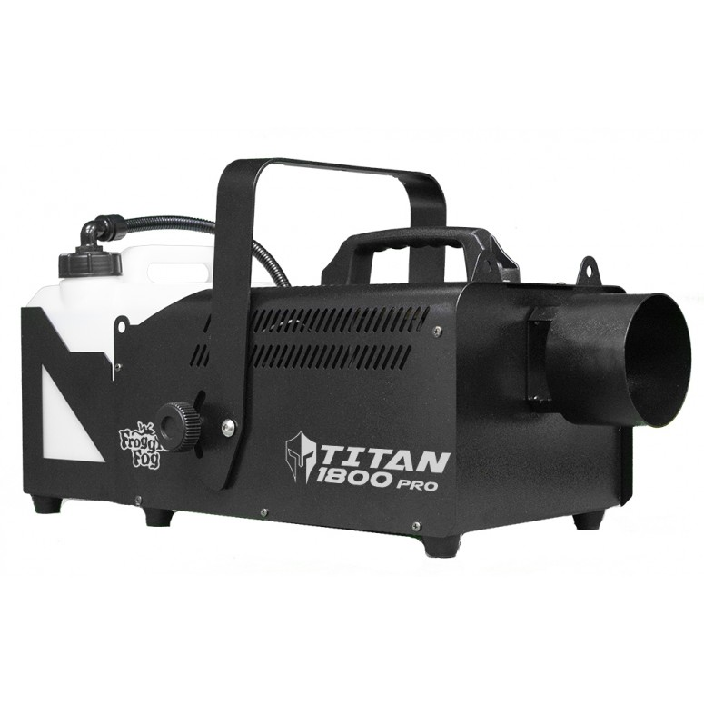 BSTOCK - Froggy's Fog Titan 1800 Pro Fog Machine - Like New