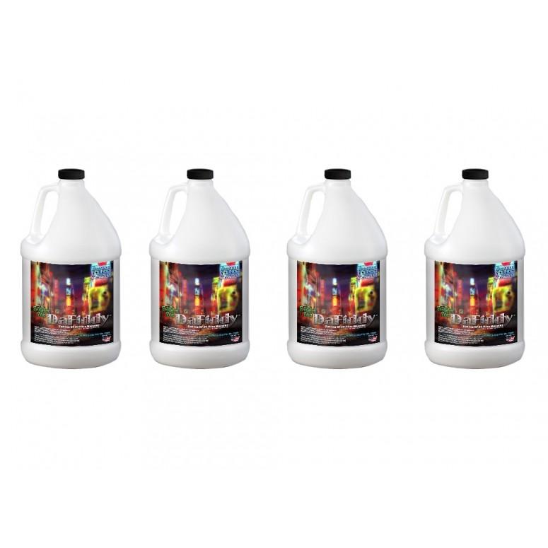 DaFiddy - Oil-Based Haze Juice Fluid for DF-50 Machine - 4 Gallon Case