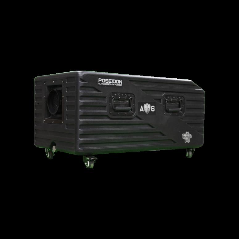Froggy's Fog - Poseidon® Aqua 6- 110V- Ultrasonic Low Fog Generator - Ground Fog Machine - Like New