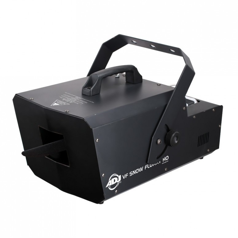 ADJ - Flurry HO - High Output Snow Machine - DMX - Front