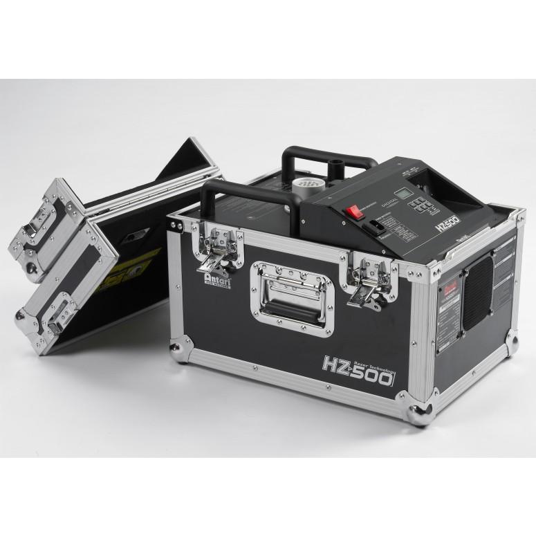 Antari HZ-500 - Fully Cased DMX Haze Machine (Water or Oil Based)