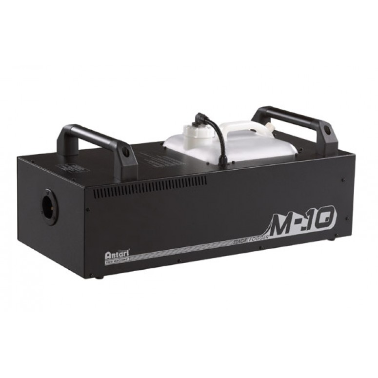 Antari M-10 - 3000W High Performance Touring Fogger - DMX & Remote