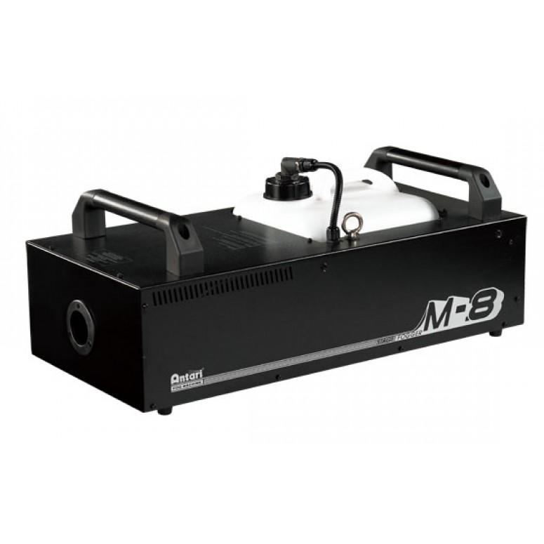 (Backordered) Antari M-8 - 1800W High Performance Touring Fogger - DMX & Remote