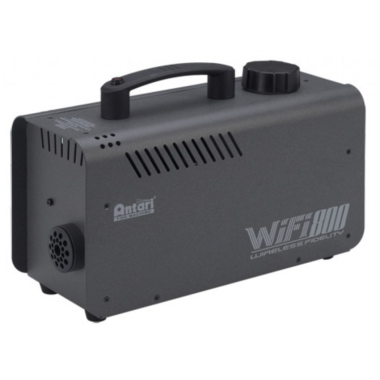 Antari WIFI-800 - iDevice Compatible Control - 800 Watt Fog Machine (3,000 cfm)