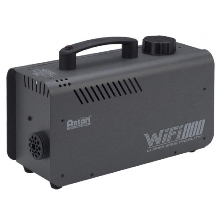 Antari WIFI-800 - iDevice Compatible Control - 800 Watt Fog Machine (3,000 cfm)