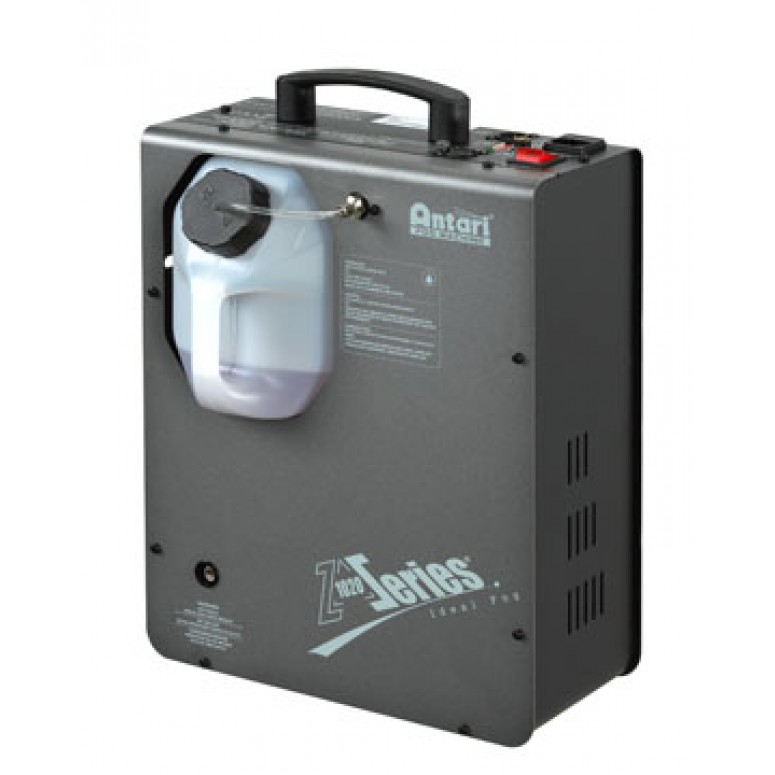 Antari Z-1020 - 1000 Watt Horizontal Fog Machine with Mirror Pipe Technology