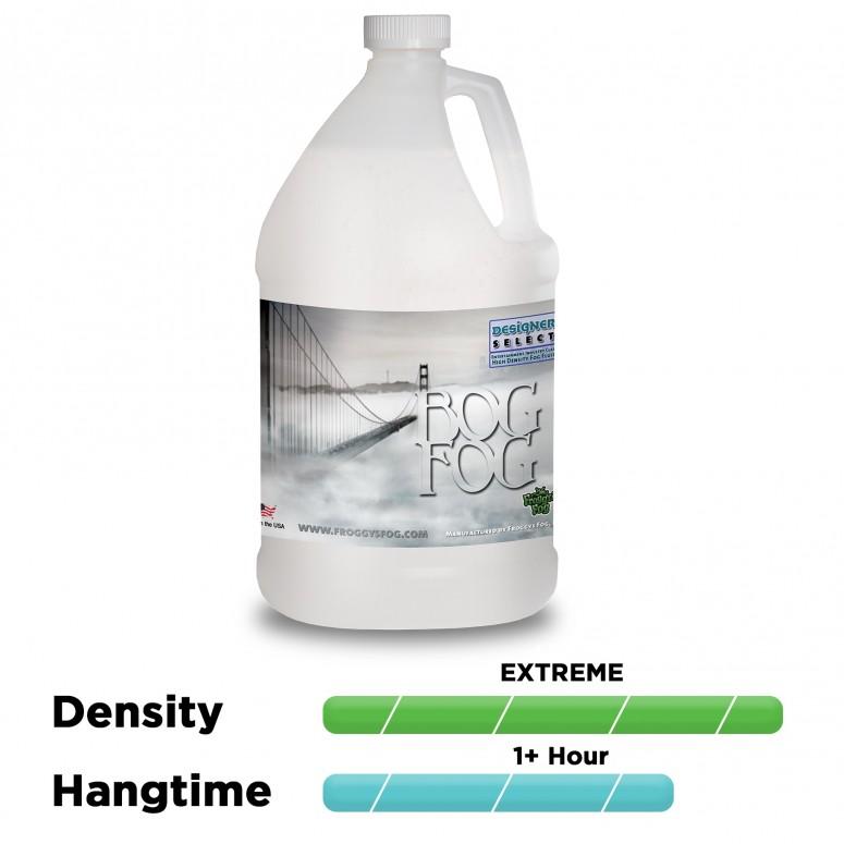 Bog Fog® - Extreme High Density Fog Juice - HDF Fog Machine Fluid