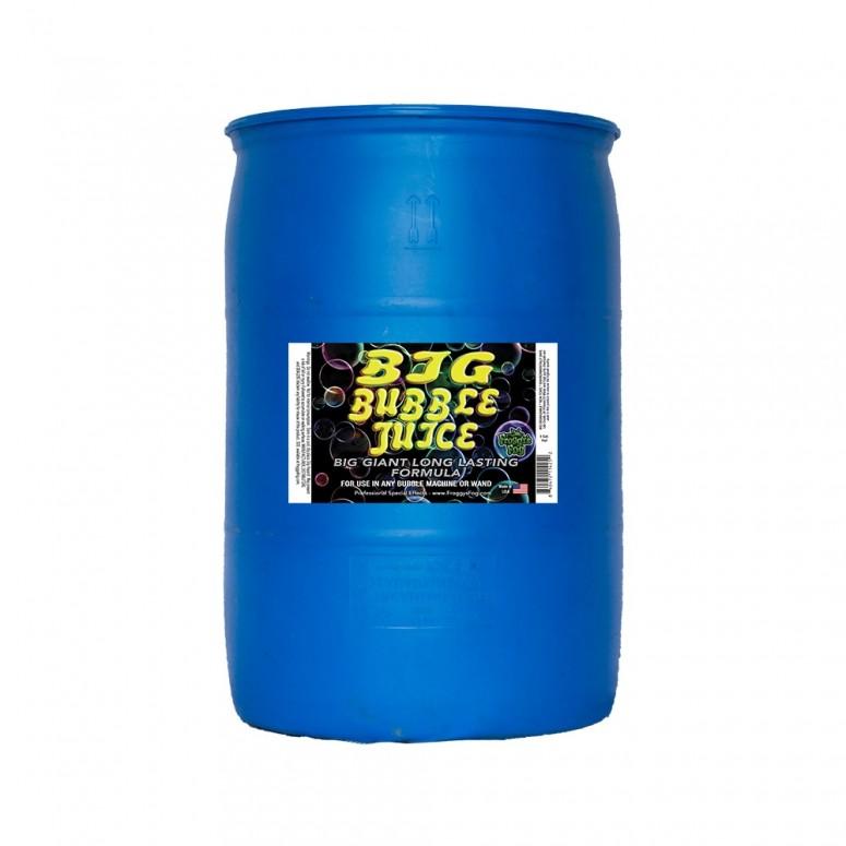55 Gallon Drum - BIG Bubble Juice - Enormous Long-Lasting Bubble Fluid