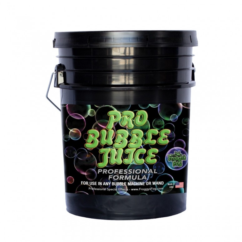 PRO Bubble Juice - Short Distance Applications -5 Gallon Pail
