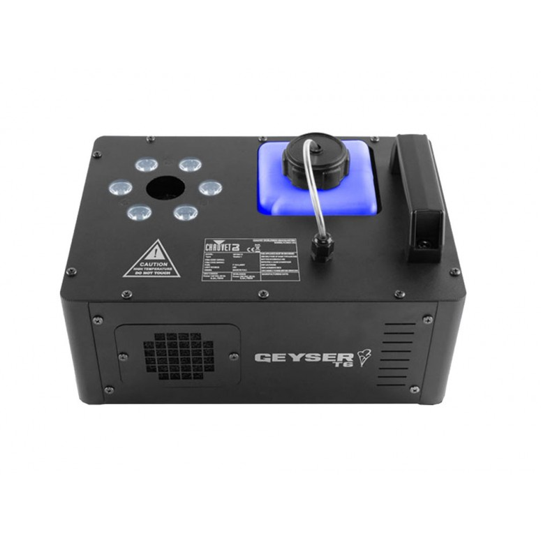 Chauvet DJ Geyser T6  - Upshot Fog Machine