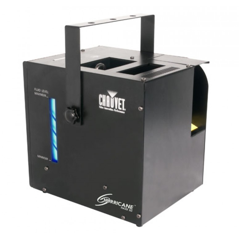 Chauvet Hurricane Haze 2d - Water Based Haze Machine with DMX - Left