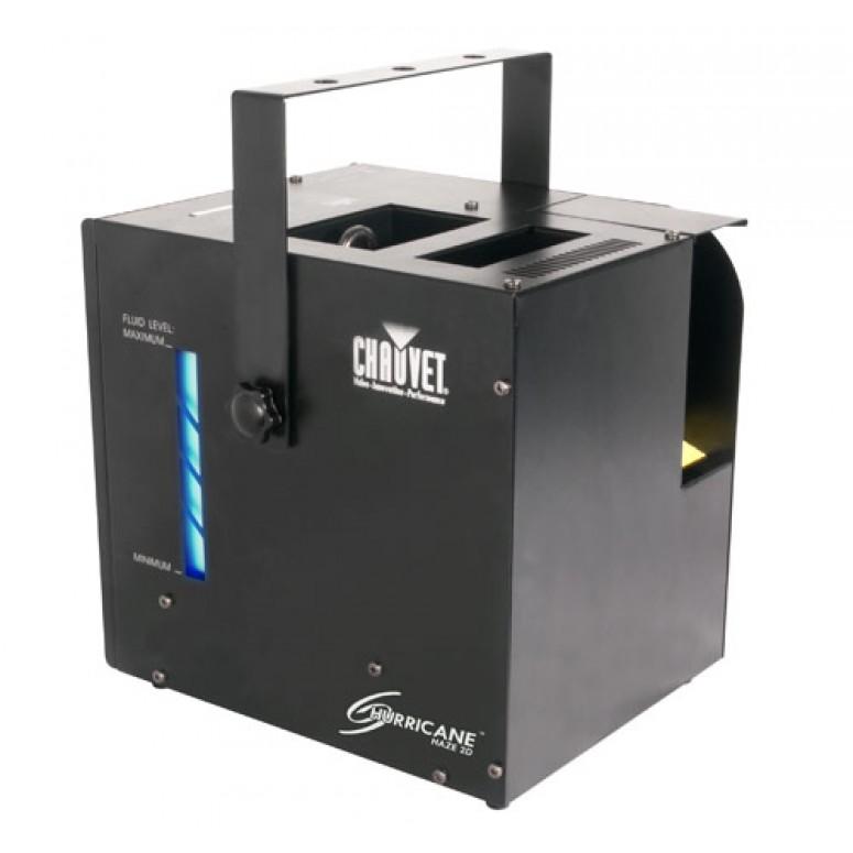 Chauvet Hurricane Haze 2d - Water Based Haze Machine with DMX - Left