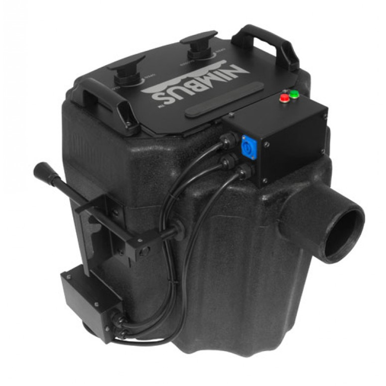 Chauvet® DJ Nimbus - Dry Ice Ground Fogger - 1500/3000 Watts, 10 lbs. Dry Ice, 5 Gallons Water