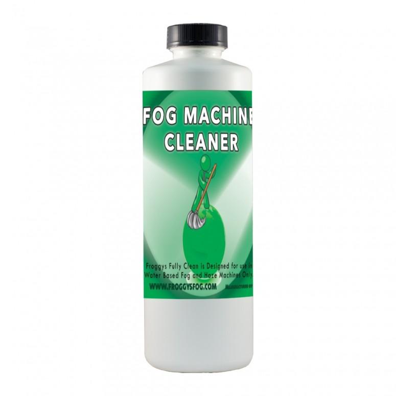 Fog Machine Cleaner - Froggys Fully Clean - 1 Quart