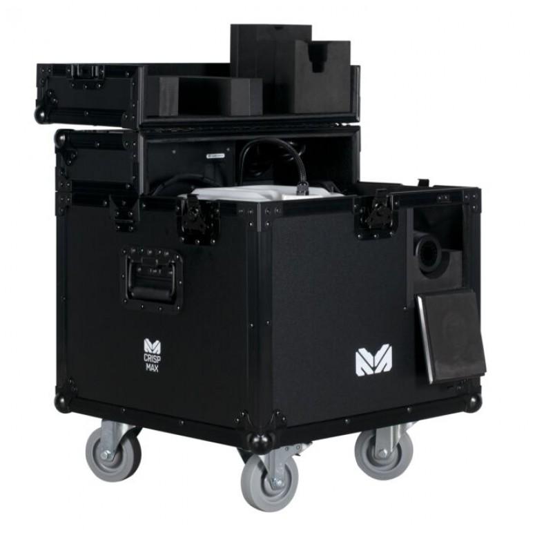 Magmatic Polar Crisp Max Snow Machine - 1,250 Watts, Extendable Nozzle, Travel Case with 20L Tank