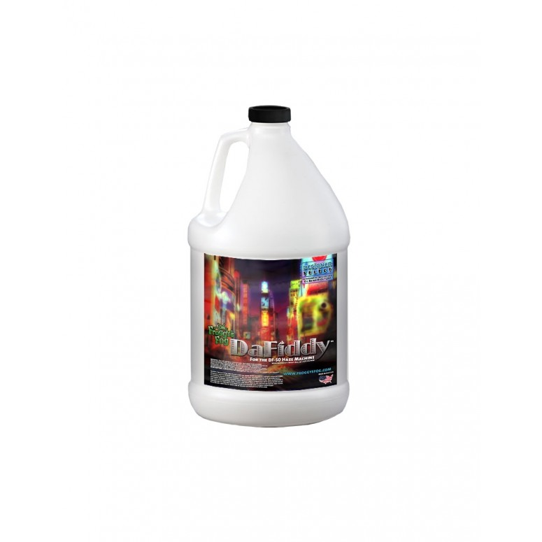 DaFiddy - Oil-Based Haze Juice Fluid for DF-50 Machine - 1 Gallon