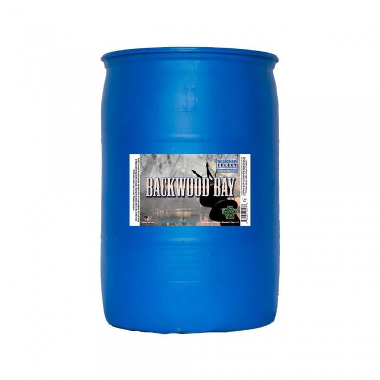 Backwood Bay® - Extremely Long Lasting Fog Juice Machine Fluid - 55 Gallon Drum