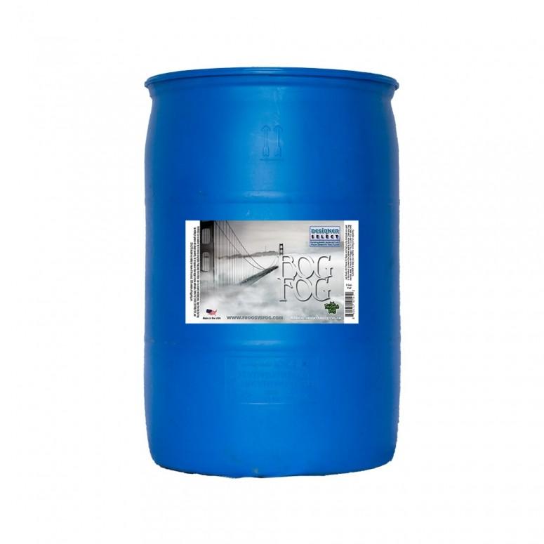 Bog Fog® - Extreme HDF High Density Fog Juice Machine Fluid - 55 Gallon Drum