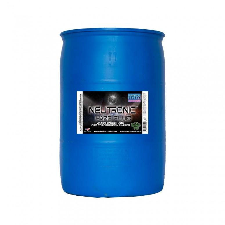 Neutronic Haze Fluid - Specially Formulated Haze Fluid - 55 Gallon Drum / 208.2 L