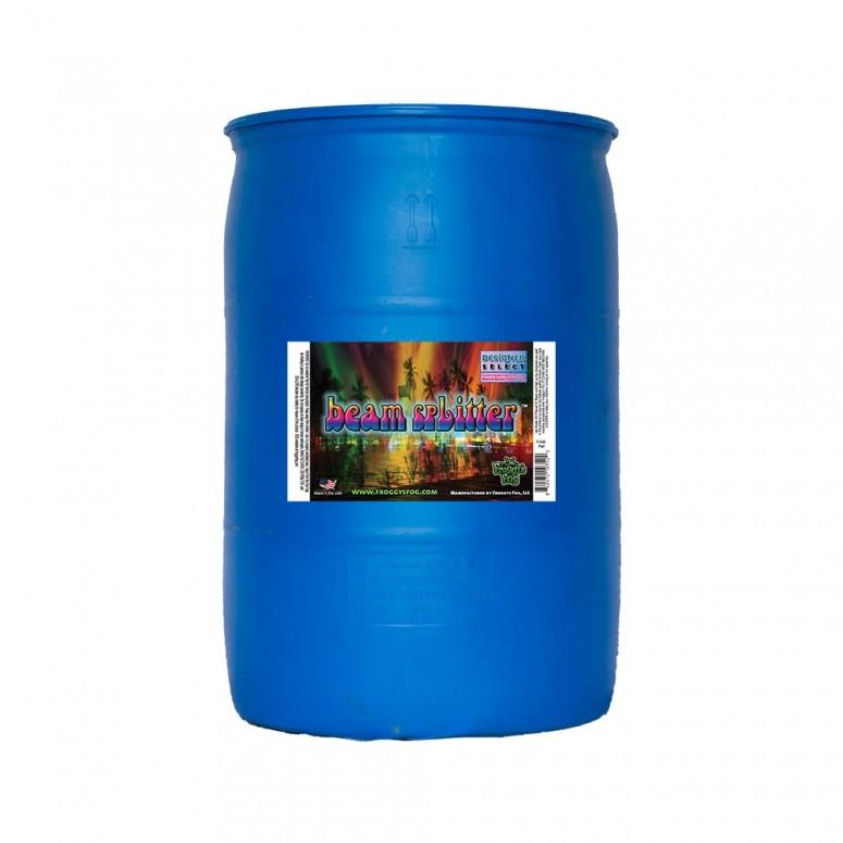Beam Splitter - Professional Water Based Haze Juice - Premium Haze Machine Fluid - 55 Gallon Drum