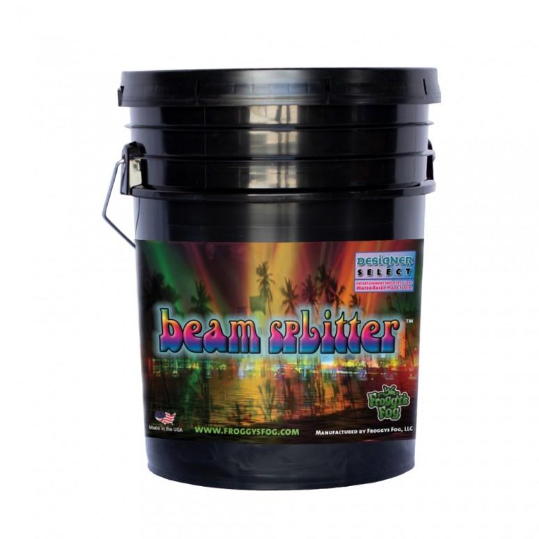 Beam Splitter - Professional Water Based Haze Juice - Premium Haze Machine Fluid - 5 Gallon Pail