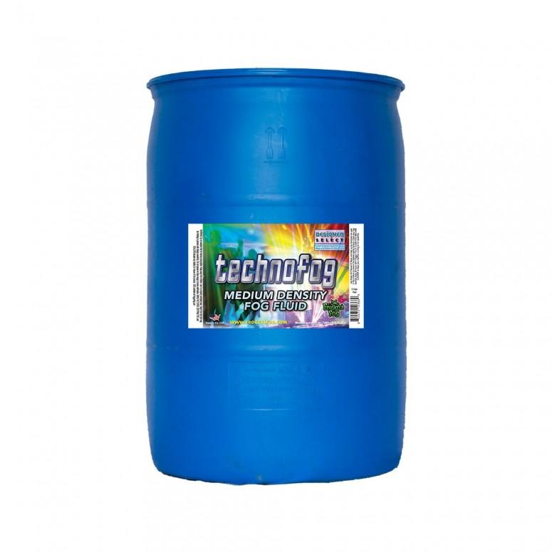 Techno Fog® - DJ and Club Mix - Medium Density Fog Machine Fluid - 55 Gallon Drum Fog Juice