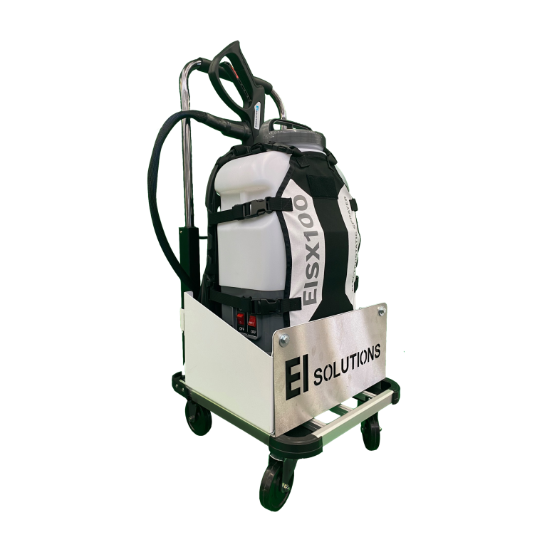 Backpack Disinfectant Electrostatic Sprayer with Cart