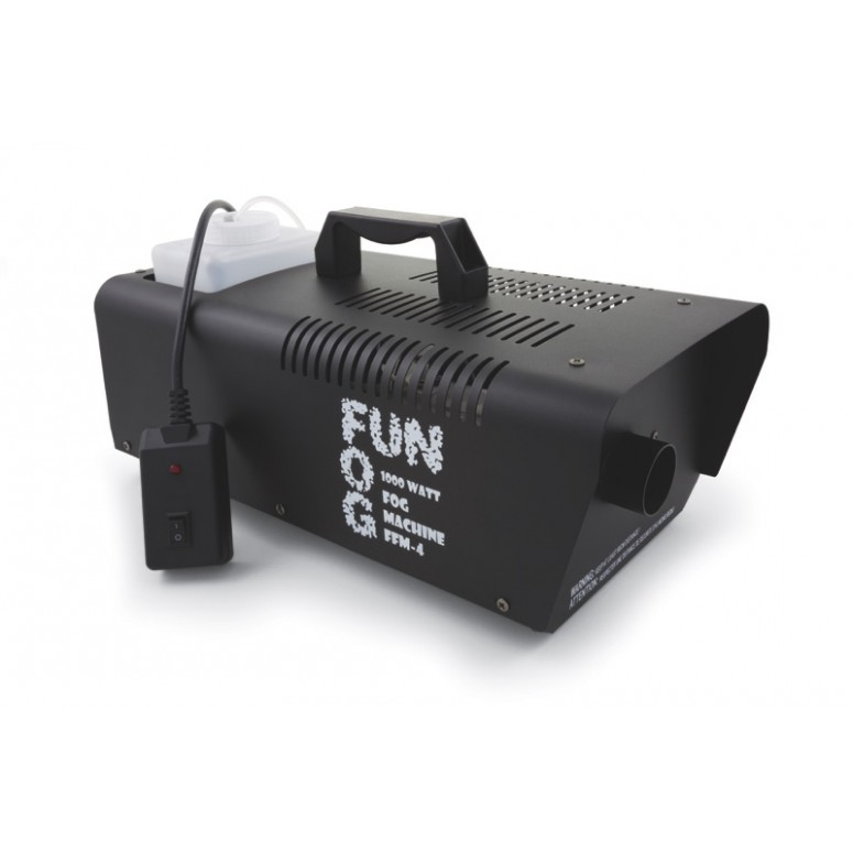 1000 Watt Fog Machine with On/Off Control - front