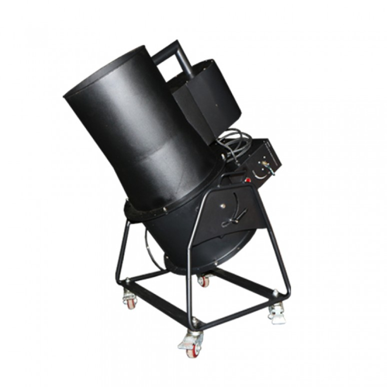 Rental - Froggys Fog Snow Cannon - 220V Large Event Snow Machine