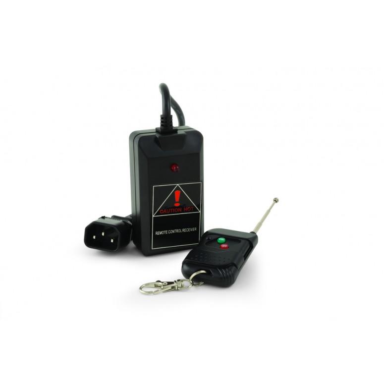 Wireless Remote for Snow Flake Machine & Fun Fog 400, 1000, and Ground Fog Machines