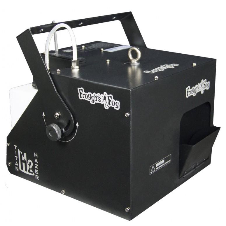 Titan Hazer H2 ‐ 1200 Watt Haze Machine - Front