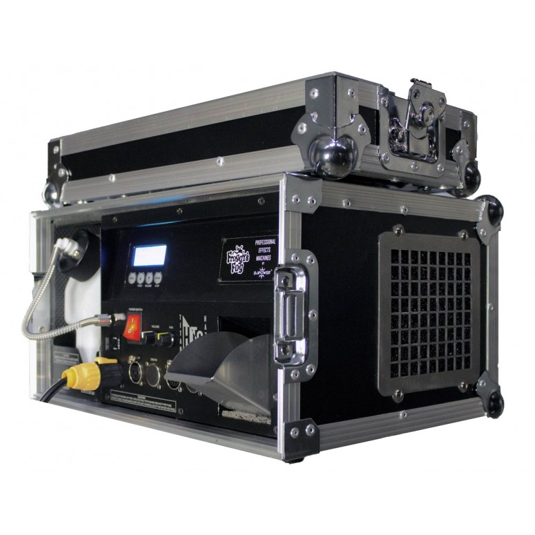 Titan HT6 ‐ Touring Hazer ‐ 1200 Watt Haze Machine - Open