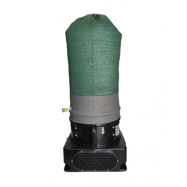 Large Foam Machine - 5,500 CFM, 1 HP Fan