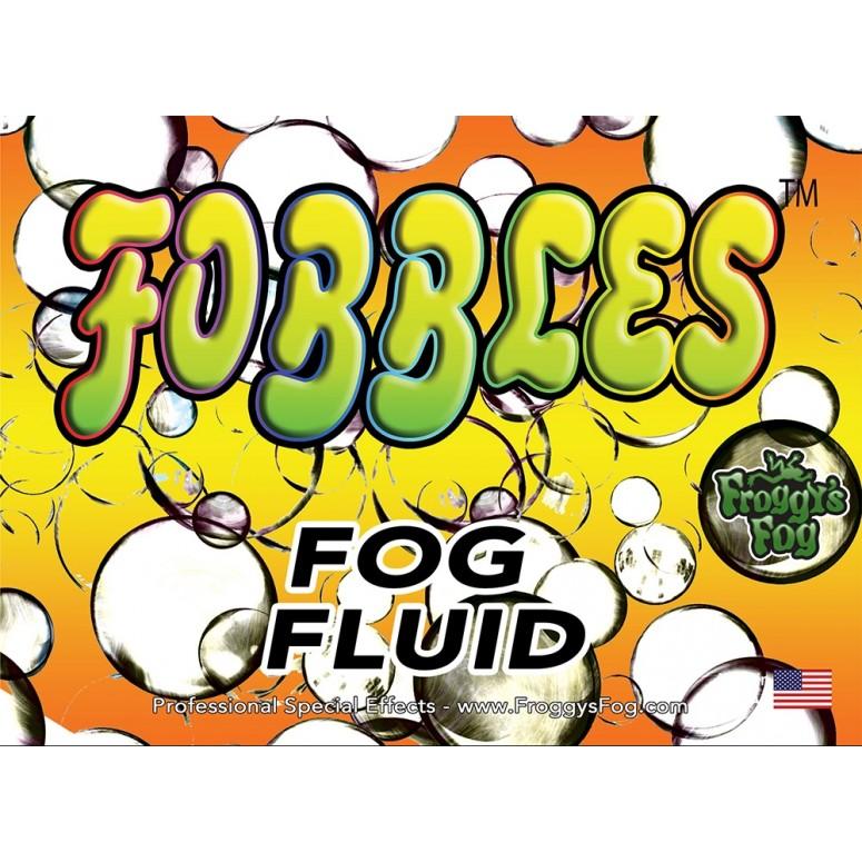 Fobbles Fog Fluid - Designed for use in the Fobbles Machine