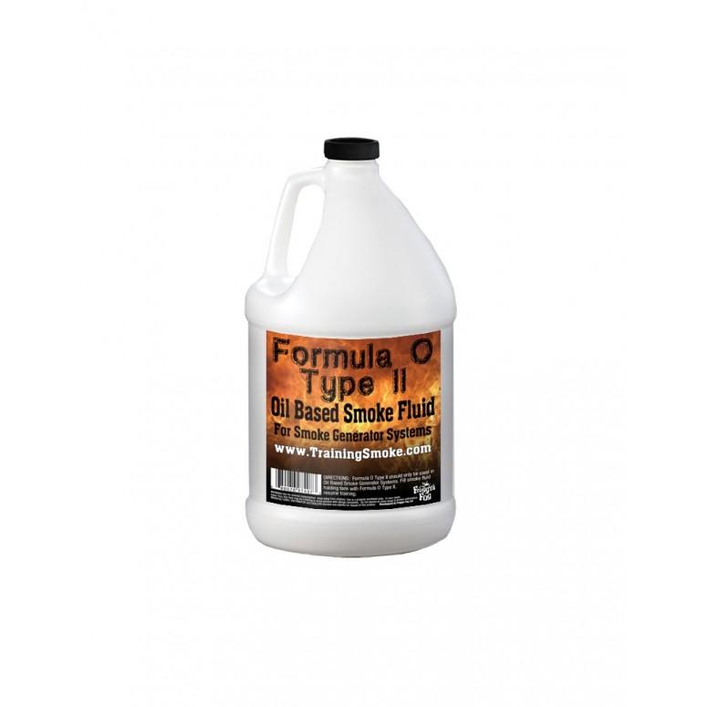 TrainingSmoke - Formula O Type 2 Oil Based Smoke Fluid - 1 Gallon