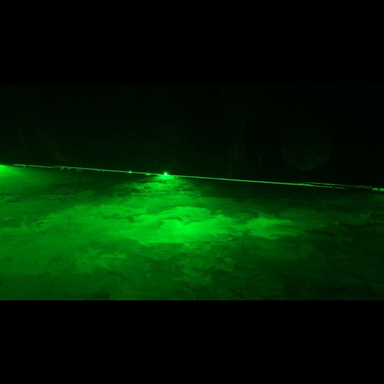 Laser Swamp® - Floor Effect Package - Green