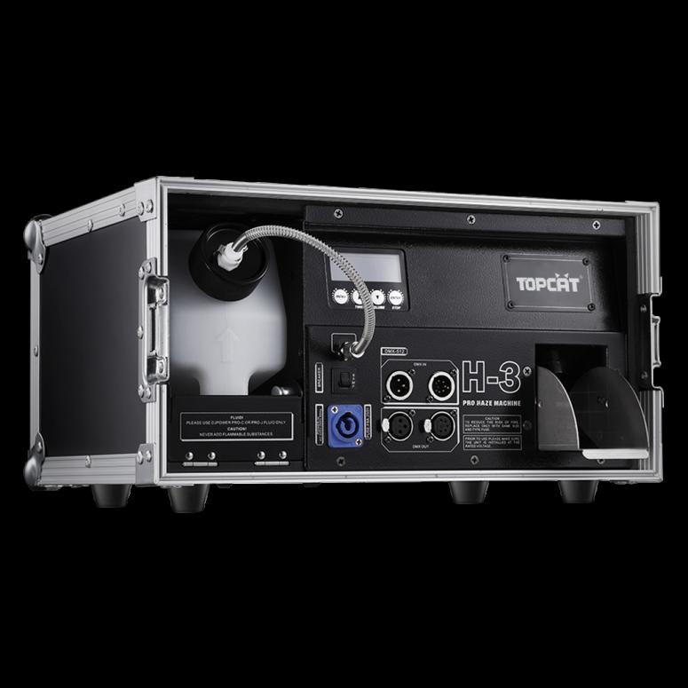 B-STOCK - DJ POWER H-3 Haze Machine - 220V