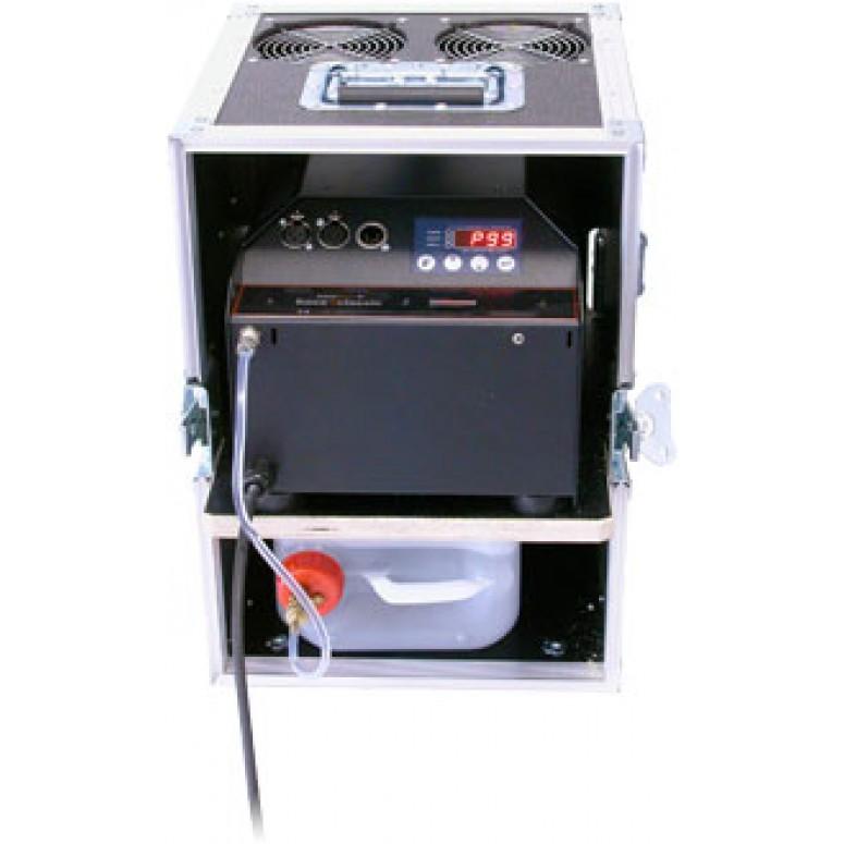 HazeBase Base Classic Cased - Amptown Cased 1300 Watt Compact Powerful DMX Fog Machine