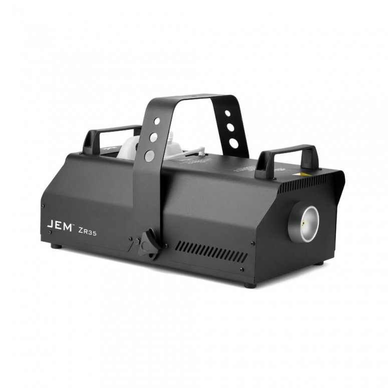 Martin ZR35 - 1500W Fog Machine, DMX, 28,000 CFM - Side