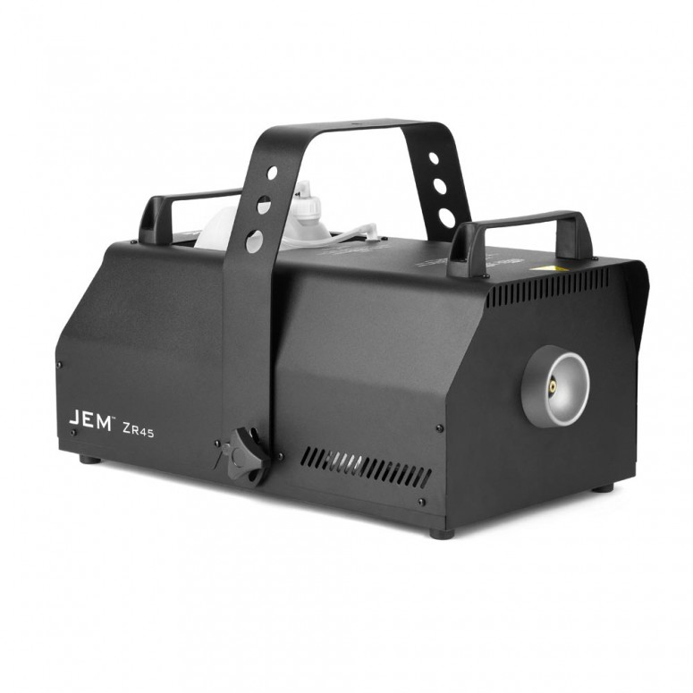 Martin ZR45 - 1800W Fog Machine, DMX, 45,000 CFM - Side