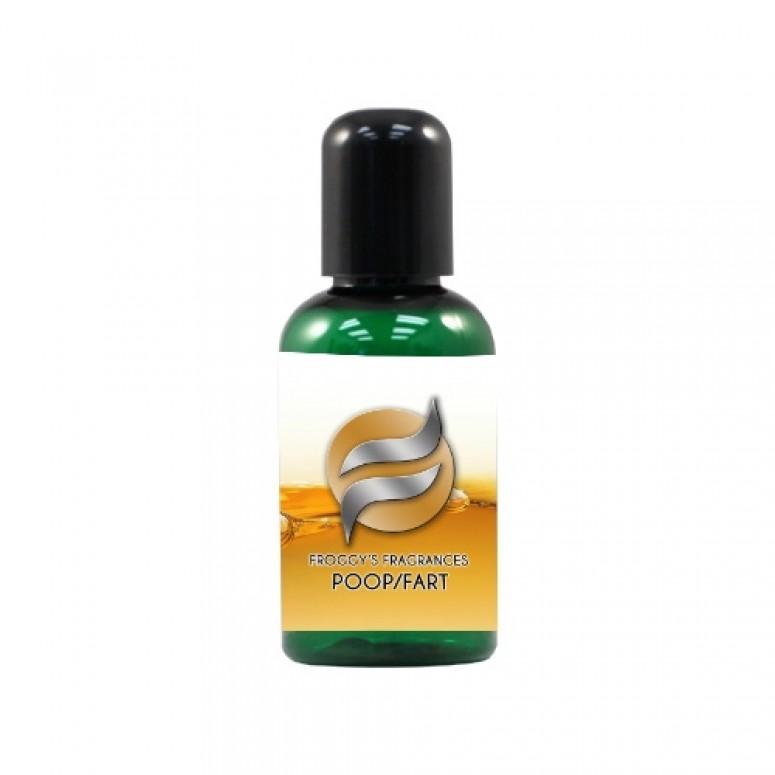 Froggy's Fog- Poop/Fart - 2 oz Bottle - Refill