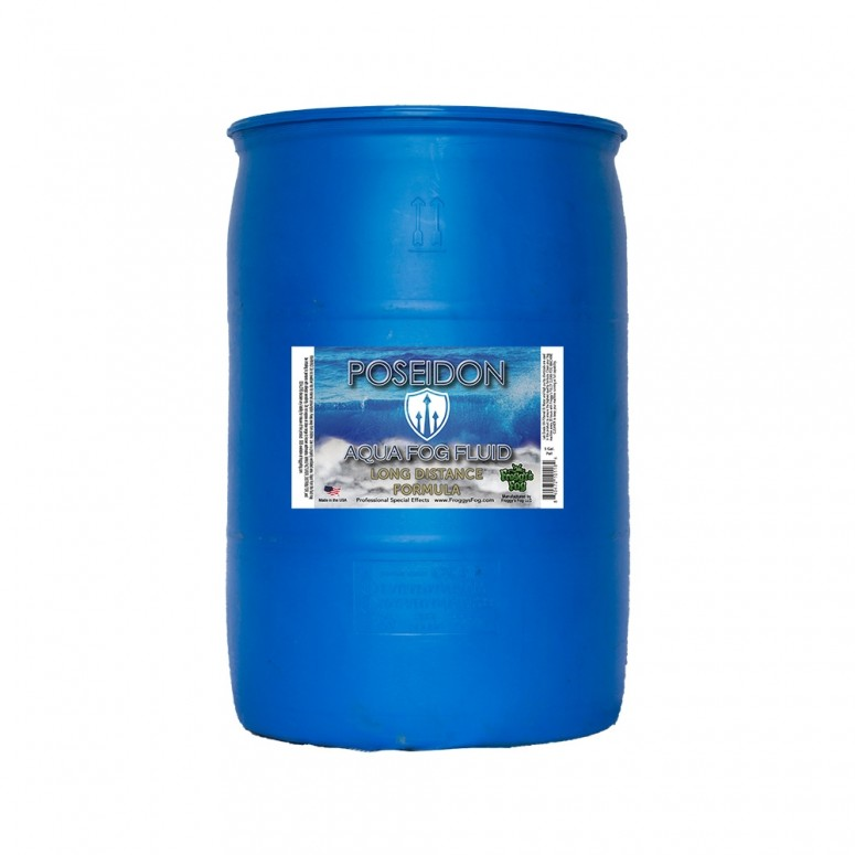 55 Gallon Drum - Poseidon® Aqua Fog -  Long Distance Formula