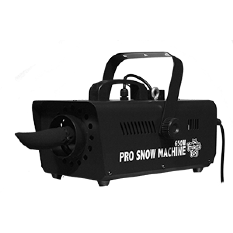 B-Stock - Froggys Fog - Pro Snow Machine - Completely Variable Output - 650 Watt - Like New