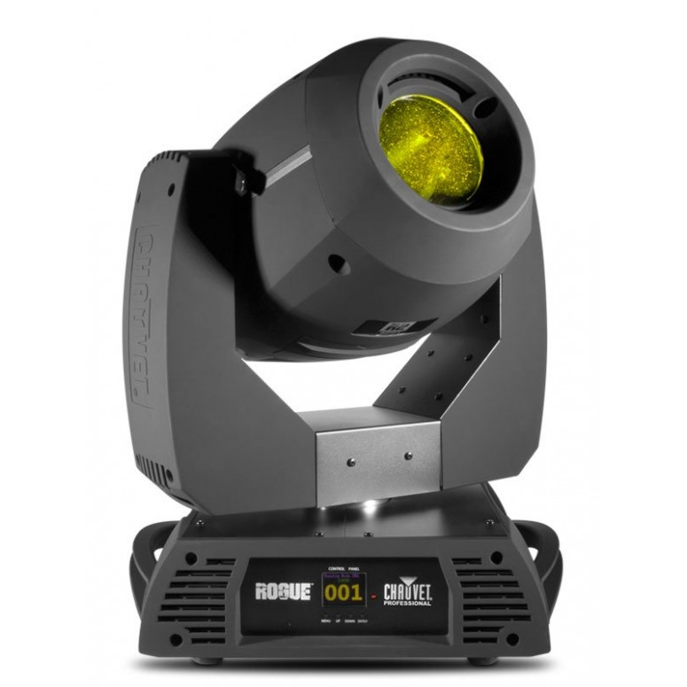 Chauvet Professional Rogue 2 Spot, Moving Head LED Fixture, GOBO