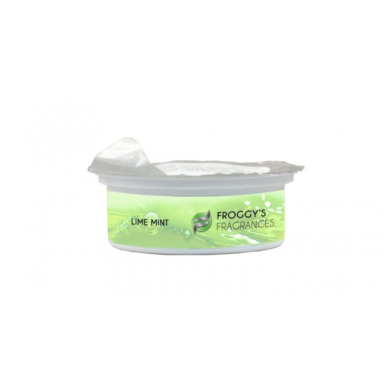 LIME MINT  - Replacement Scent Cup for SC-SDB Scent Distribution Box
