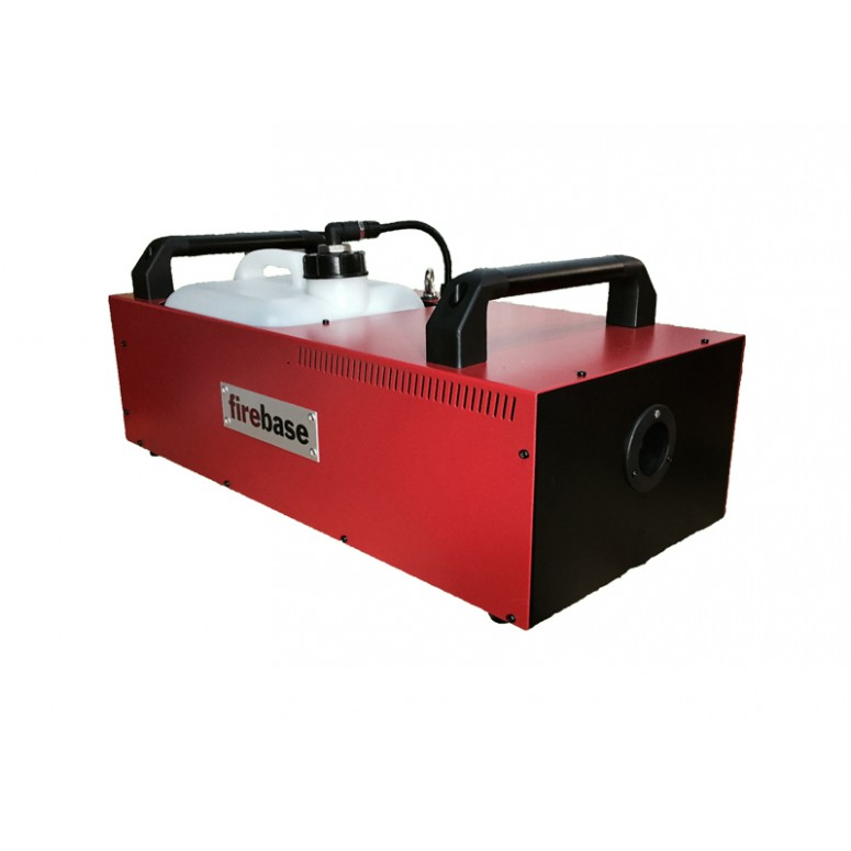 SG-M1800 - Smoke Generator M1800 - Rugged - High Capacity - 1800 Watt - 40,000 CFM - Front