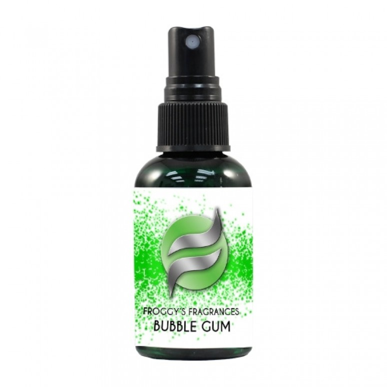 Froggy's Fog- 2oz. BUBBLE GUM - Scented Cologne Spray