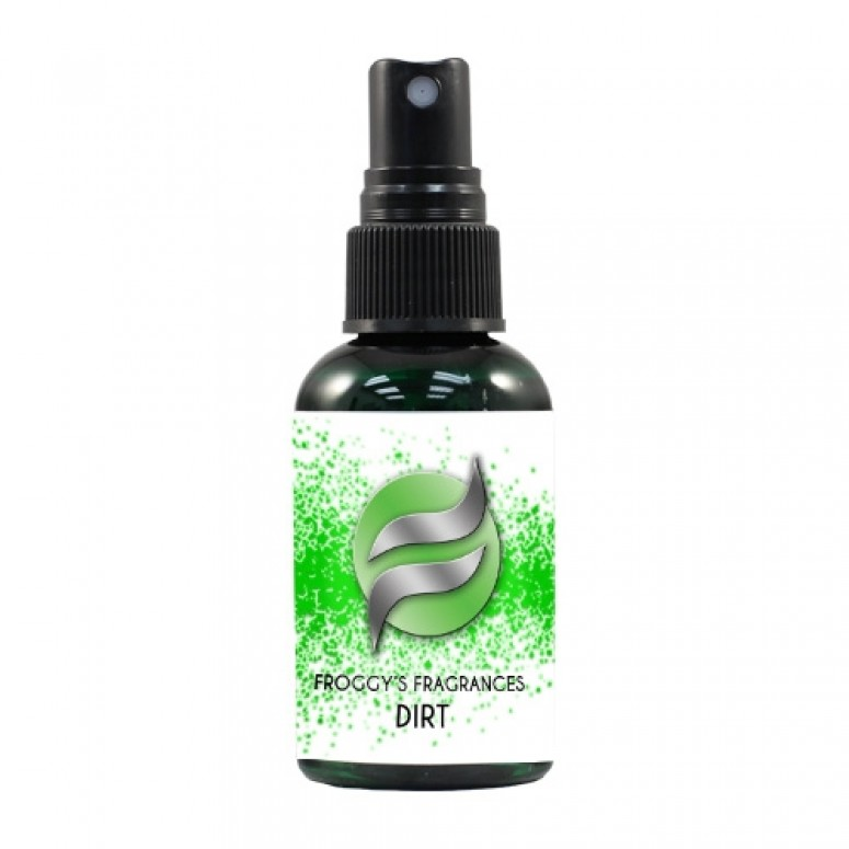 Froggy's Fog- 2oz. DIRT - Scented Cologne Spray